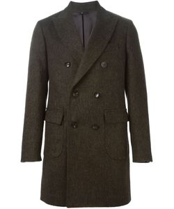 HEVO | Double Breasted Coat
