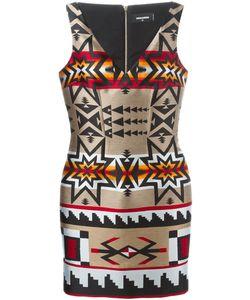 Dsquared2 | Платье С Этническим Узором
