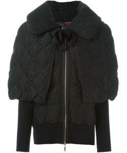 MONCLER X ERDEM | Caped Padded Jacket