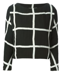 Valentine Gauthier | Checked Blouse
