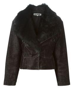 JIL SANDER VINTAGE | Вельветовая Укороченная Куртка