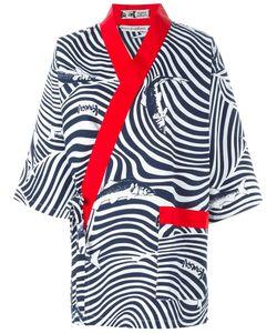 KANSAI YAMAMOTO VINTAGE | Кимоно С Запахом Uniform
