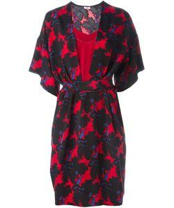 ISSA | Платье С Цветочным Принтом