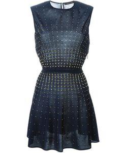 Roberto Cavalli | Расклешенное Платье С Заклепками