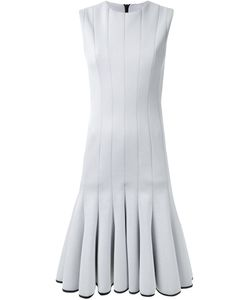 ROBERT WUN | Расклешенное Платье С Панельным Дизайном