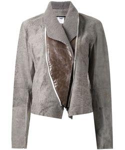 Ann Demeulemeester | Приталенная Куртка На Молнии