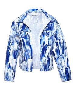 FAUSTINE STEINMETZ | Paint Effect Jacket