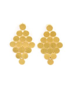 MARIE HELENE DE TAILLAC | 18kt Chandelier Earrings