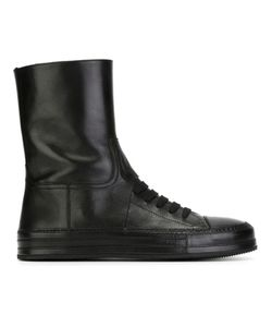 Ann Demeulemeester | Triad Hi-Top Sneakers