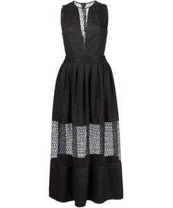 NATARGEORGIOU | Sleeveless Panel Dress