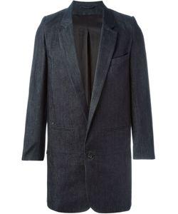 Bless | Джинсовое Пальто Миди