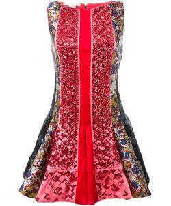 Antonio Berardi | Платье С Декорированными Панелями