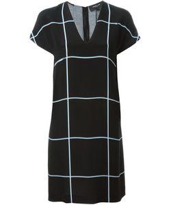 Derek Lam | Платье Шифт В Клетку