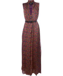 Derek Lam | Платье Макси С Цветочным Узором