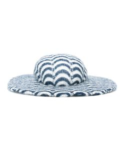 AND RE WALKER | Patterned Wide Brim Hat