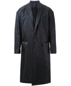 DRESSEDUNDRESSED | Классическое Однобортное Пальто