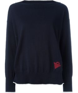 YOSHI KONDO | Boat Neck Sweater
