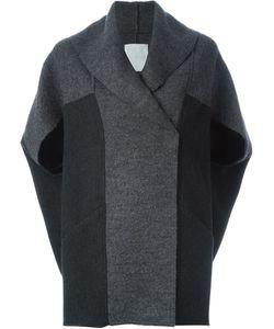 DEMOO PARKCHOONMOO | Пальто С Панельным Дизайном