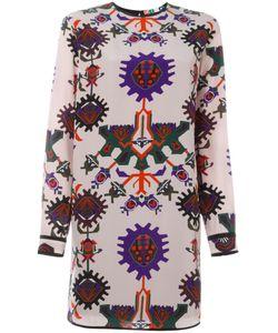 MSGM | Платье С Принтом
