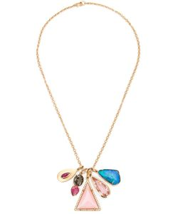 IRENE NEUWIRTH | 18kt And Mixed Gemstone Necklace