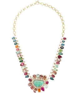 IRENE NEUWIRTH | 18kt And Mixed Gem 18 Necklace