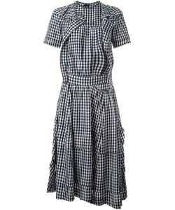 Comme Des Garcons | Платье В Клетку Гингем
