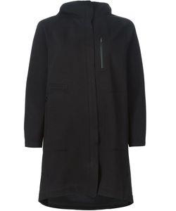 DEMOO PARKCHOONMOO | Укороченное Пальто С Капюшоном
