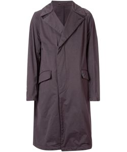 TEATORA | Double Breasted Coat