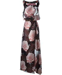 Vivienne Westwood Gold Label | Вечернее Платье С Розами