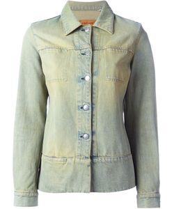 HELMUT LANG VINTAGE | Выбеленная Джинсовая Куртка