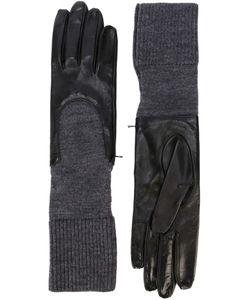 Gala | Перчатки С Контрастными Панелями