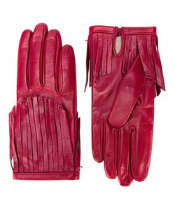 Gala | Перчатки С Бахромой