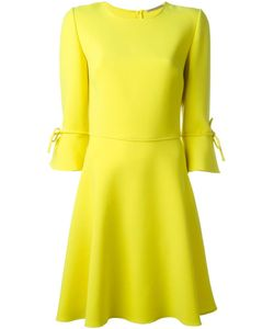 Ermanno Scervino | Bow Cuff Skater Dress