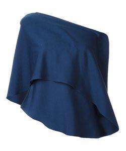 Sybilla | Многослойная Блузка С Открытыми Плечами