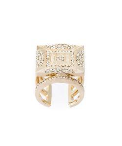 LEDA OTTO | Crystal Embellishment Ring