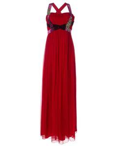 Alberta Ferretti | Декорированное Вечернее Платье