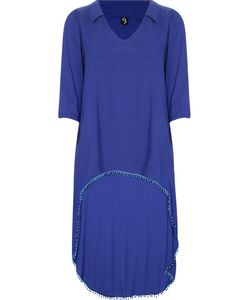 SKINBIQUINI | Hi-Low V-Neck Beach Dress