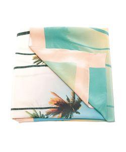Brigitte | Palm Tree Print Cover-Up