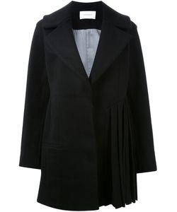 THOMAS TAIT | Пальто С Плиссированным Подолом