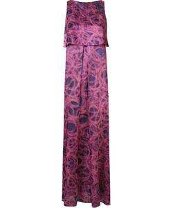 FERNANDA YAMAMOTO | Плиссированное Платье