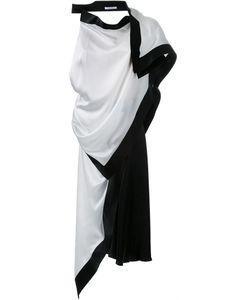 THOMAS TAIT | Асимметричное Платье-Шарф