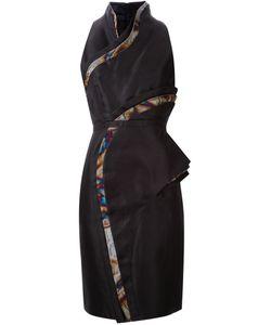 Iris Van Herpen | Асимметричное Платье Infinity