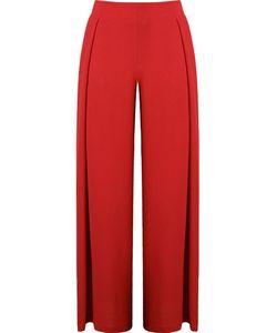 FERNANDA YAMAMOTO | High Waist Pleated Wide Trousers