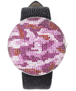 CHRISTIAN KOBAN | Clou Dinner Watch With A Camouflage Pattern