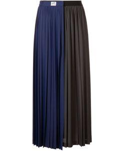 PONTI   Pleated Midi Skirt