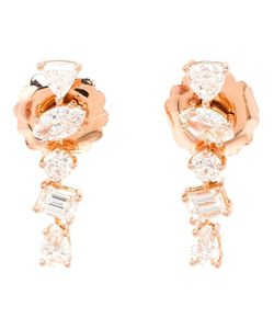KIMBERLY MCDONALD | Offset Bar Diamond Stud Earrings