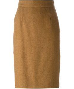 Christian Dior Vintage   Классическая Юбка-Карандаш