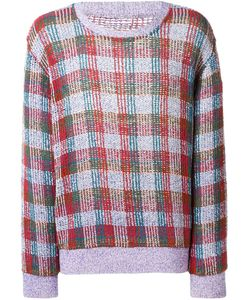 MISSONI VINTAGE | Checked Sweater