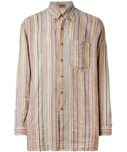 MISSONI VINTAGE | Striped Shirt