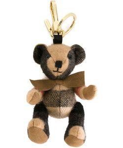 Burberry | Подвеска В Виде Плюшевого Медведя
